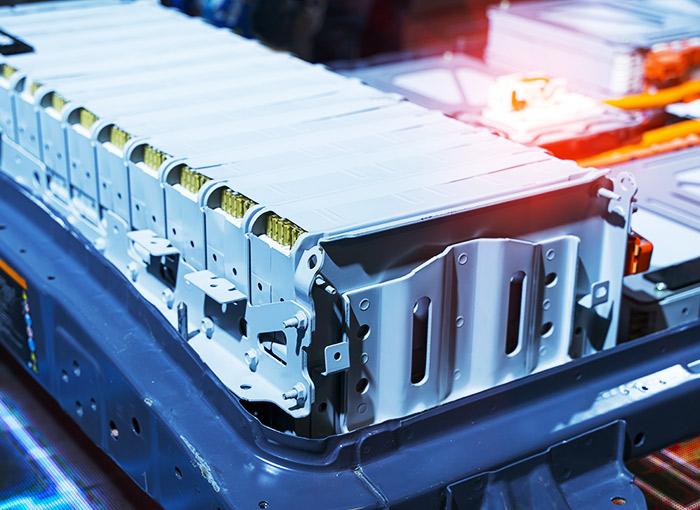 Komponenten: Batterien